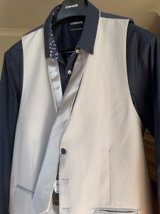 suit alterations south coast weddings groomsman groom vest alteration