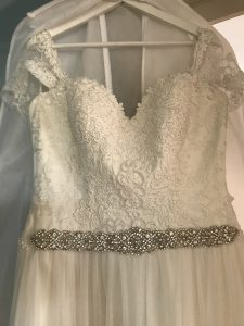 add belt to wedding gown alterations NSW south coast Nowra Kiama south coast Shoalhaven Illawarra